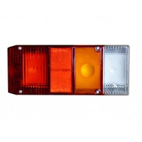 Lampa spate camion dreapta cu mers inapoi 12 24V 240x100mm