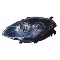 Far Fiat Croma 11.2007-12.2010 AL Automotive lighting partea Dreapta, tip bec H1+H1