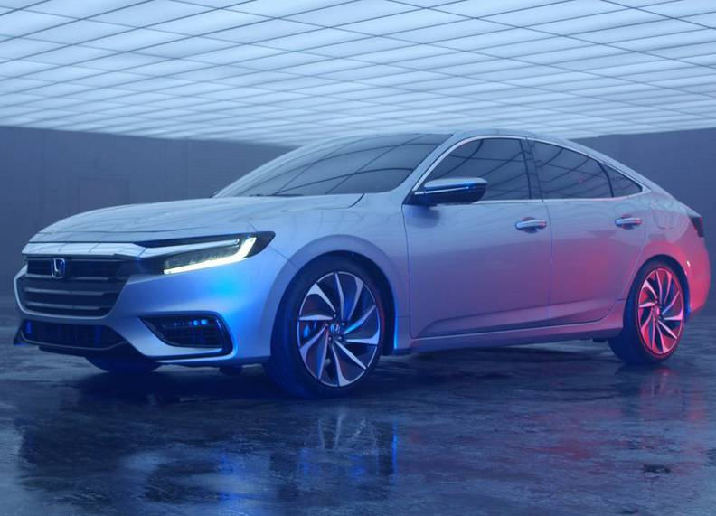 Honda Insight 2019 Concept