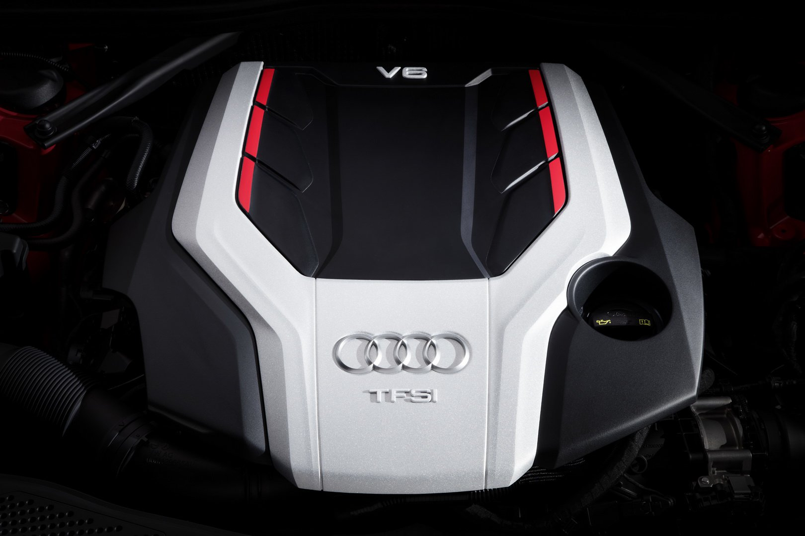 audi s5 coupe motor