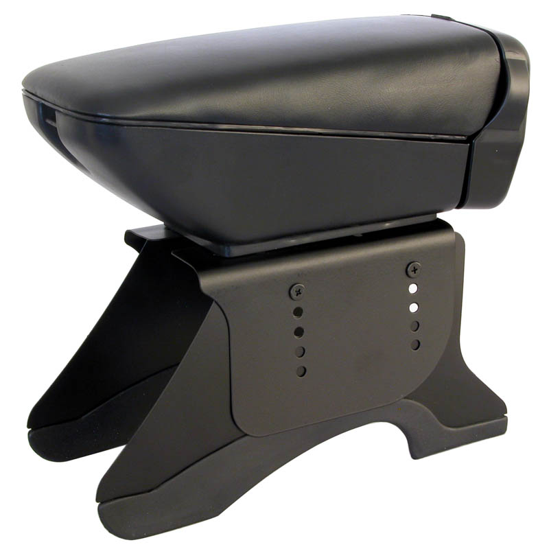 Cotiera auto universala Carpoint Turist neagra cu suport pahar si monezi