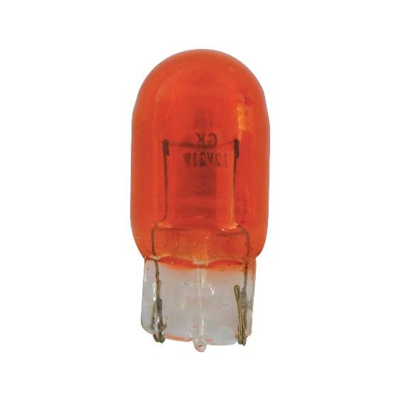 Bec auto Carpoint 12V T20 W2.1x9.5d 21W portocaliu , 1 buc.