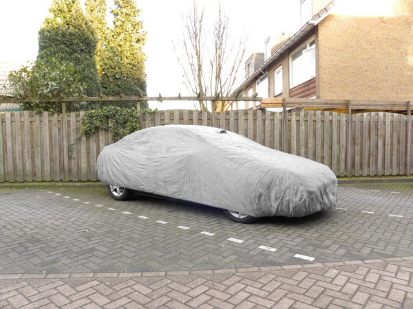 Prelata auto Carpoint, husa exterioara Sedan Medium 432x150x126 cm
