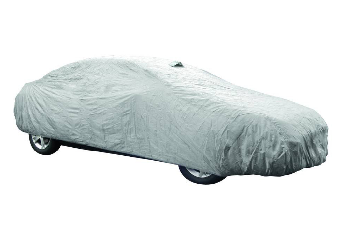 Prelata auto Carpoint, husa exterioara Sedan Large 460x150x126 cm