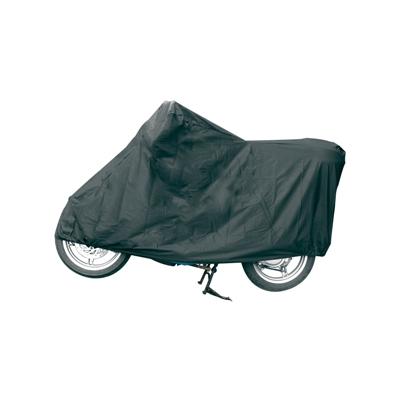 Prelata scooter husa protectie motorete scutere 203x89x120 cm , material PVC cu geam pentru numarul de inmatriculare