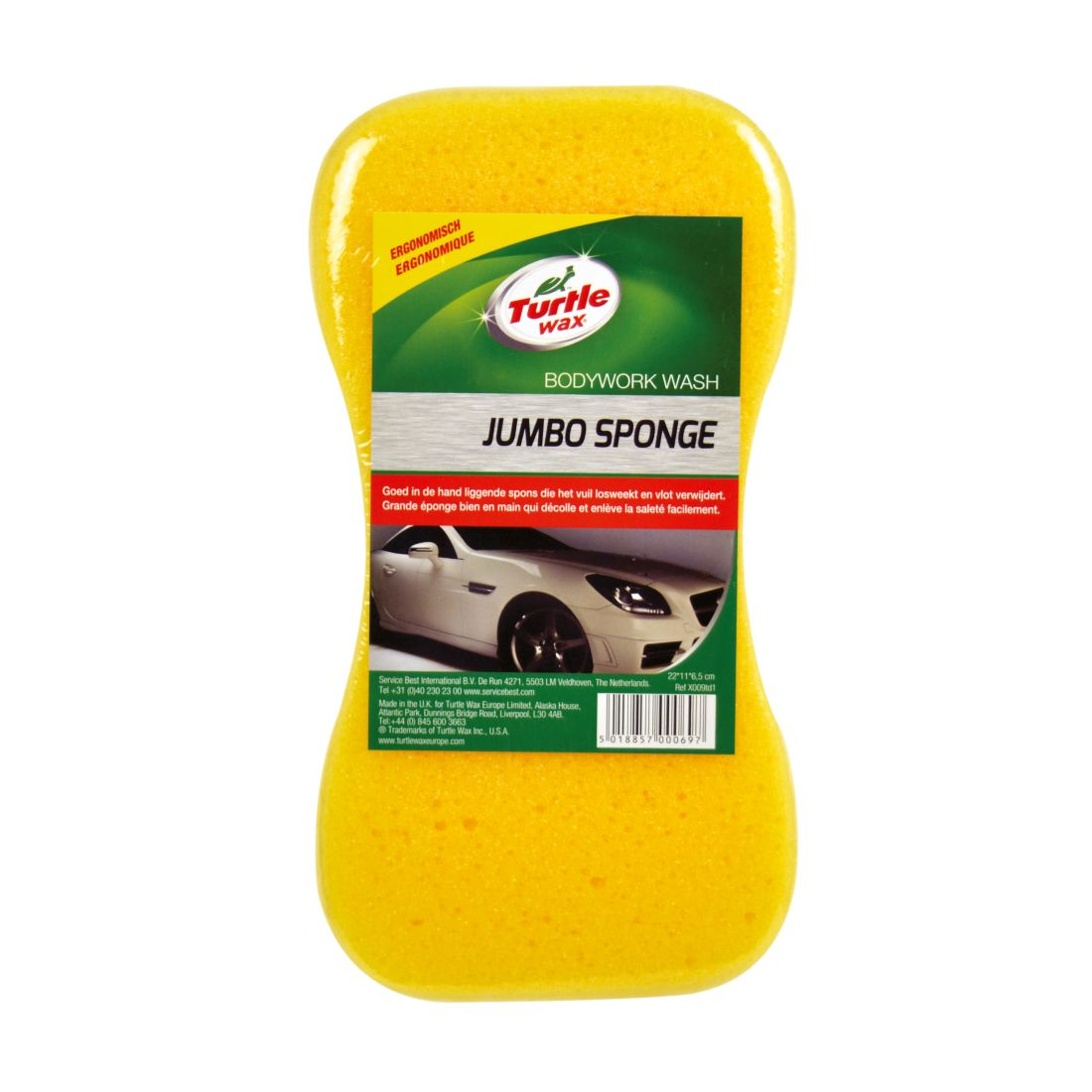 Burete spalat masina Turtle Wax X009TD Jumbo Sponge
