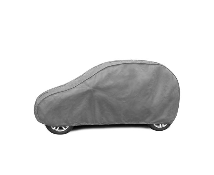Prelata auto, husa exterioara Mobile Garage S2 Hatch 320-332cm pentru Austin Mini Fiat Cinquecento Seicento 126p 500 Rover Mini