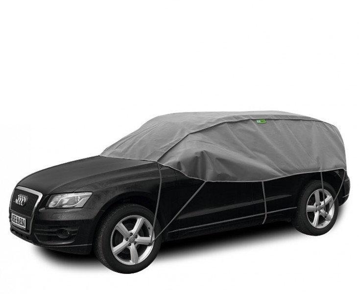 Semi prelata auto Winter Optimal SUV pentru protectie inghet si soare, l=300-330cm, h=85cm