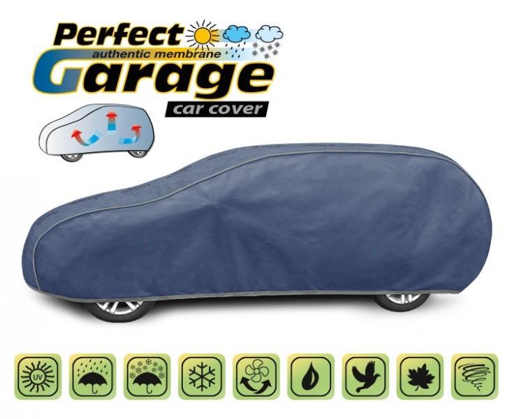 Prelata auto, husa exterioara Perfect Garage XXL Combi , lungime 485-497 cm