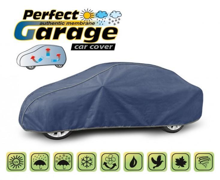 Prelata auto, husa exterioara Perfect Garage L sedan, lungime 425-470 cm