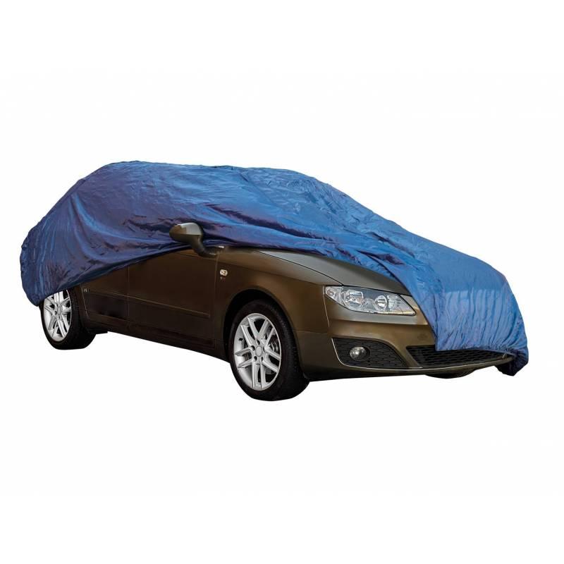 Prelata auto, husa exterioara rezistenta la apa Sumex Basic L-size 480x175x120cm