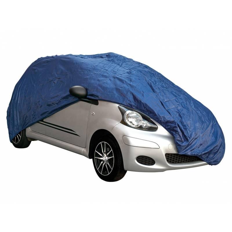 Prelata auto, husa exterioara rezistenta la apa Sumex Basic S-size 400x160x120 cm