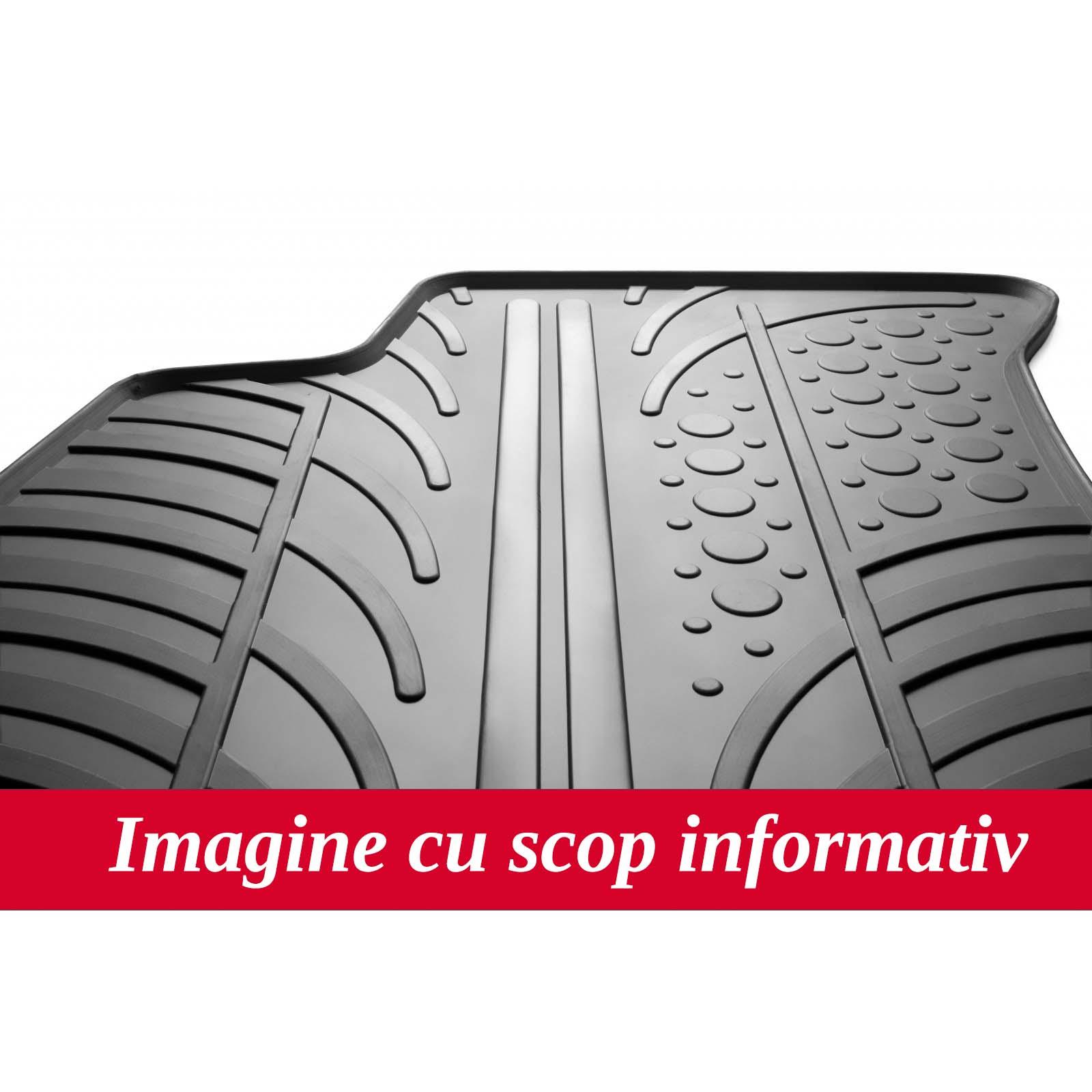 Set covorase auto din cauciuc BMW X5 2006-2012 E70, Gledring , 4 buc.