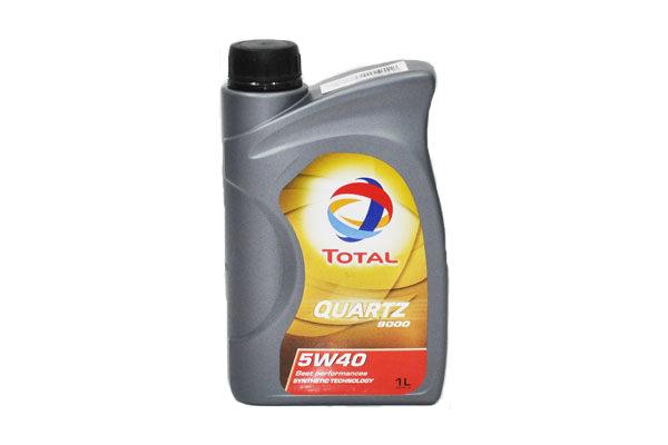 Ulei motor Total Quartz 5W40 9000 - 1 litru