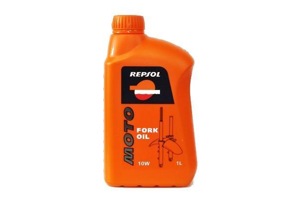 Ulei hidraulic furca suspensie moto Repsol 10W Moto Fork Oil 1 litru