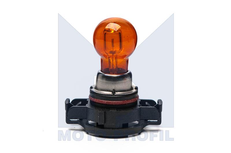 Bec auto MTech 12V PSX24W 24W, culoare Orange, 1 buc.