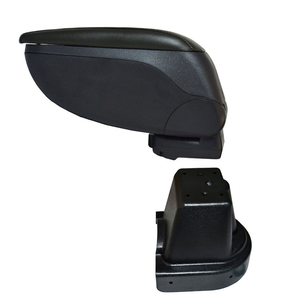 Cotiera pentru Chevrolet Aveo 2 2006-2011, rabatabila cu capac culisabil , Gri