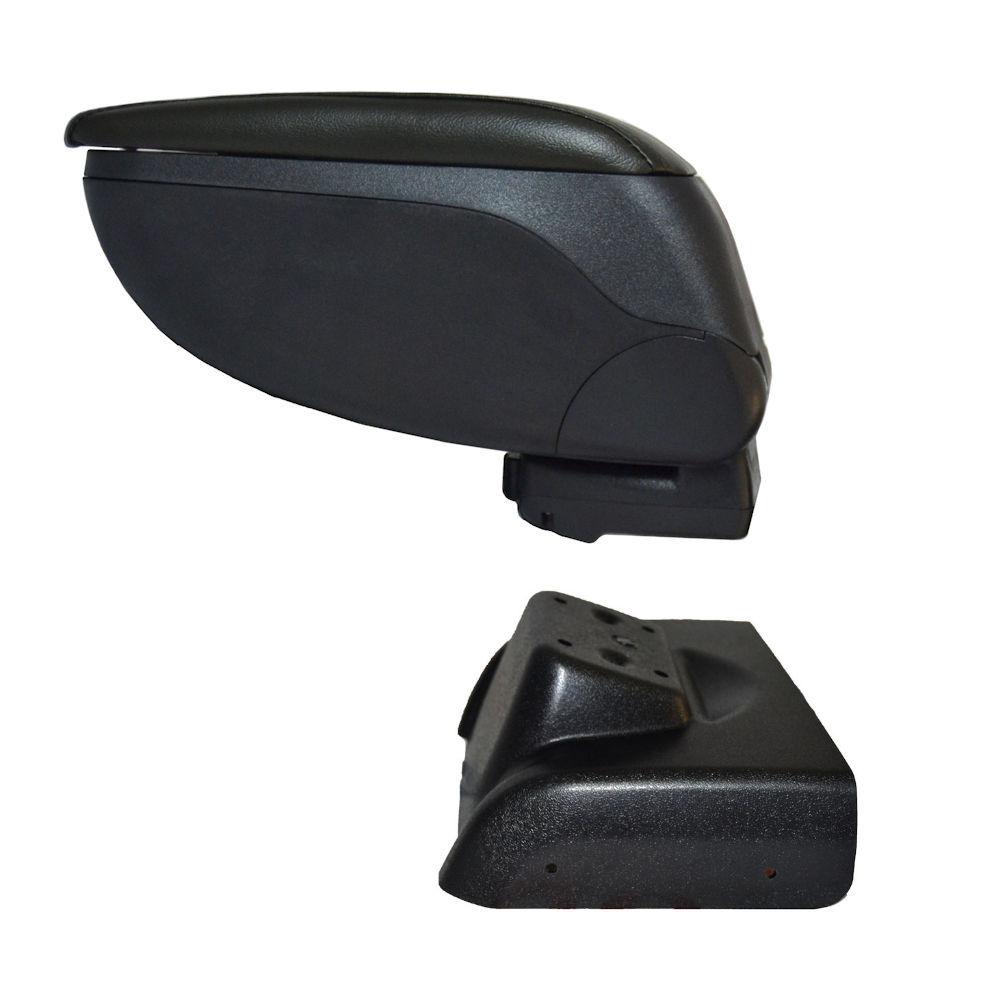 Cotiera pentru Ford Focus 3 2011-, rabatabila cu capac culisabil , Gri