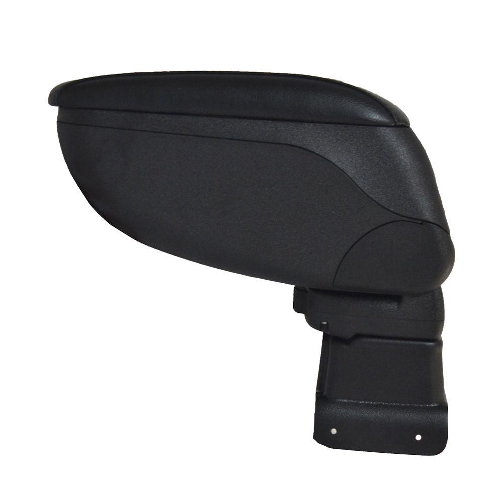 Cotiera pentru Smart Fortwo Forfour 453 2014-, rabatabila cu capac culisabil imbracat in piele eco