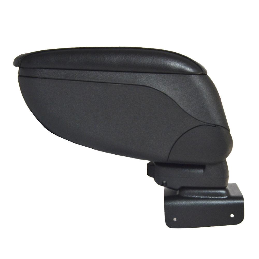 Cotiera pentru Suzuki Swift 2010-, rabatabila cu capac culisabil imbracat in piele eco