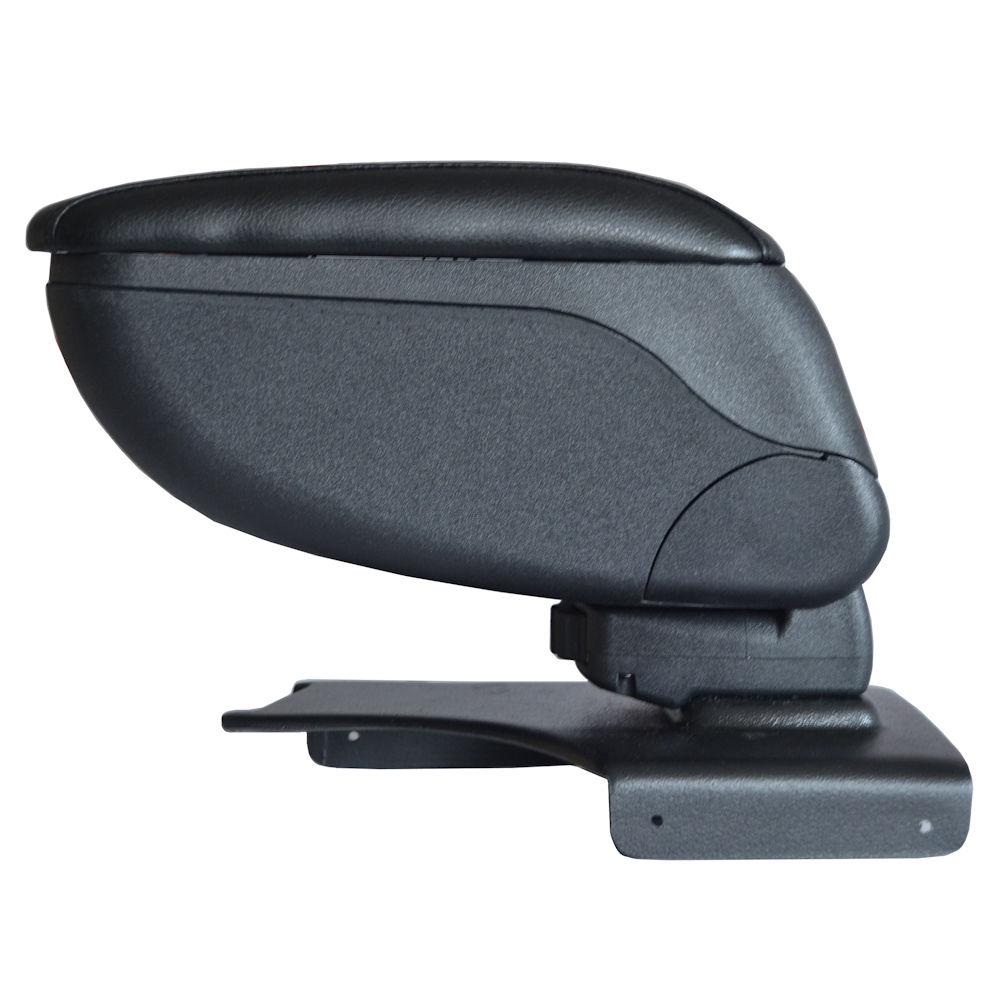 Cotiera pentru Bmw Seria 1 F20 2011- , rabatabila cu capac culisabil imbracat in piele eco