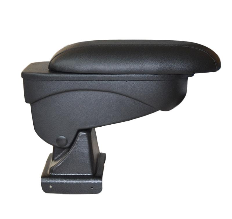 Cotiera pentru Skoda Fabia 1 2000-2007 (), rabatabila cu capac culisabil