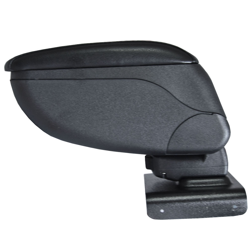 Cotiera pentru Vw Golf 7 2012-, rabatabila cu capac culisabil imbracat in piele eco,