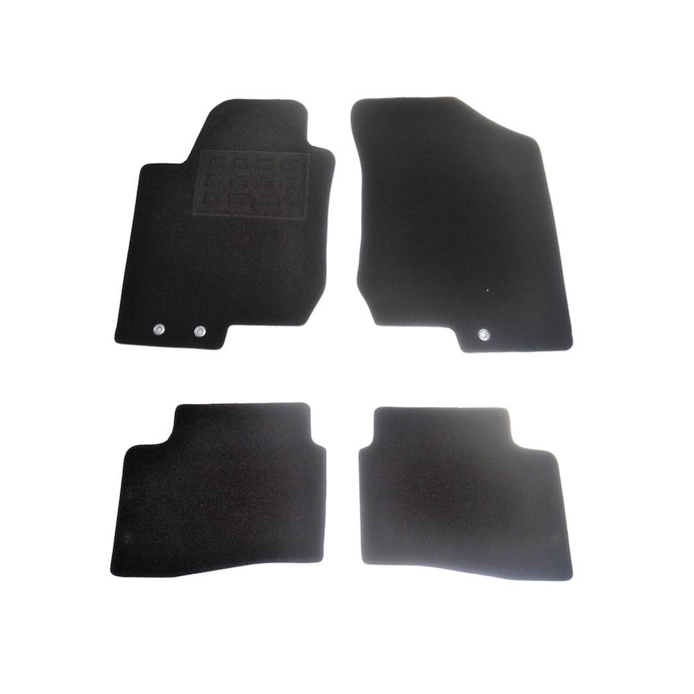 Covorase mocheta Hyundai I30 2007-2010 , negru, set presuri de 4 bucati