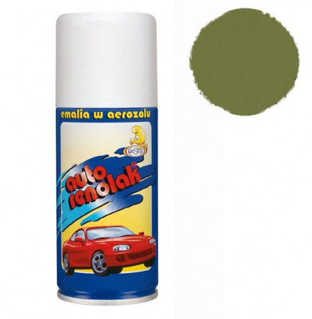 Spray vopsea Verde L-64 150ML WESCO