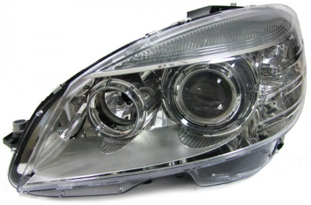 Far Mercedes Clasa C W204 03 2007-03 2011 AL Automotive lighting partea Stanga D1S+H7