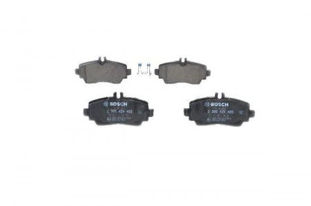 set placute frana bosch 0986424469 fata mercedes benz a class w168 vaneo 414