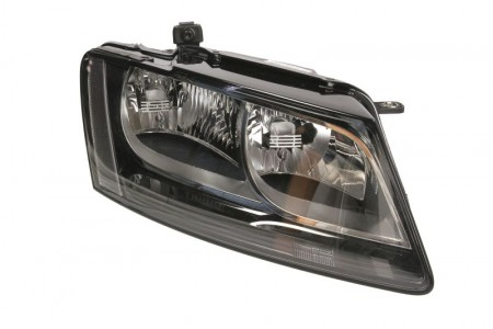Far Audi Q5 8R 06 12- VALEO fata dreapta daytime running light tip bec H7+H7