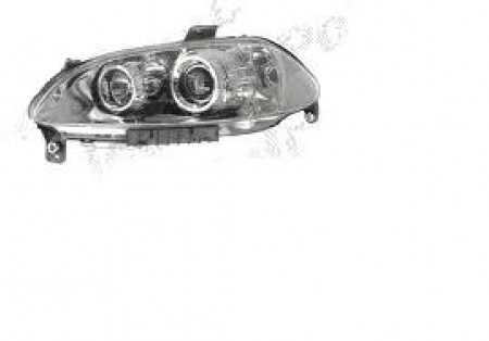 Far Fiat Croma 01 2006-12 2005 AL Automotive lighting partea dreapta cu bec D2S+H1