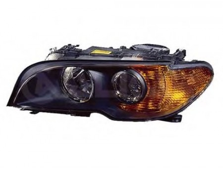 Far Bmw 3 E46 Coupe Cabrio 03 2003-09 2006 AL Automotive lighting fata stanga
