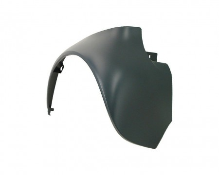 Parte laterala bara , colt lateral flaps Spate, stanga Smart Fortwo/City Coupe/Cabrio (Mc01), 07.1998-12.2006, 0004750;4750;4750V007CP6A