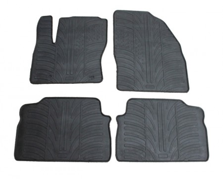 Set covorase auto din cauciuc Ford C-Max 2007-2009 Ford Focus C-Max 2003-2007 FORD KUGA 2008-2011 Gledring 4 buc