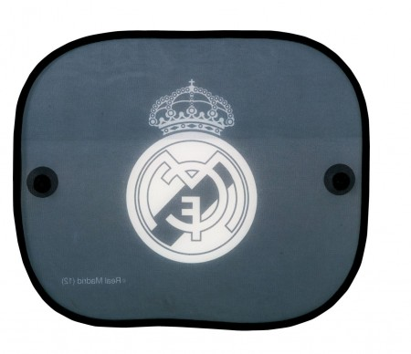 Parasolare laterale Real Madrid set perdele 2buc 36x44cm