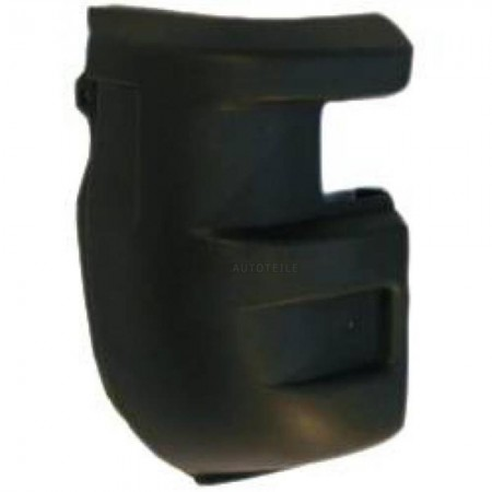 Parte laterala bara , colt lateral flaps spate , stanga , negru Iveco Daily Ii, 01.1999-04.2006 , Daily, 05.2006-2009, 500326835