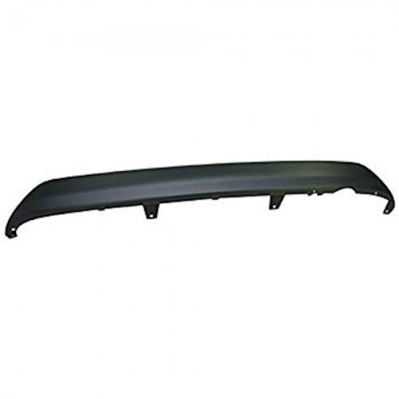 Spoiler bara spate Peugeot 208, 04.2012-, parte montare, 57B199, Aftermarket