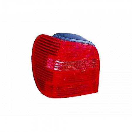 Stop spate lampa Vw Polo (6n2) Hb, 10.99-09.01, spate, omologare ECE, fara suport bec, 6N0945095H, Stanga