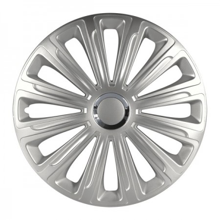 Set capace roti 13 inch Trend RC, Silver