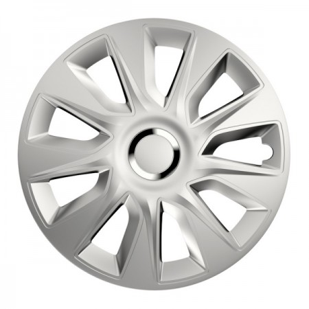 Set capace roti 13 inch Stratos RC, Silver