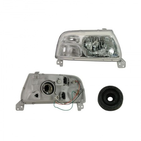 Far Suzuki VITARA GRAND FT GT 09 1997-09 2005 VITARA 5-D 01 1996-12 2003 TYC partea Dreapta tip bec H4 electric fara motoras