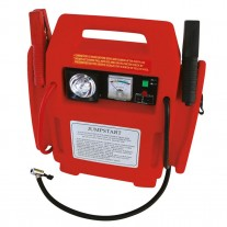 Starter Auto 400 900A Compresor auto 260psi Lanterna si sursa curent 12V - Carpoint ALL in One