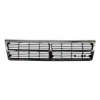 Grila radiator Chrysler Voyager (Es), 01.1991-12.1995, crom, 4576765, 240005-1