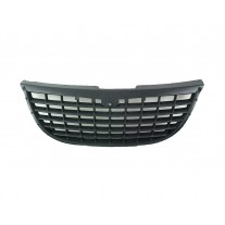 Grila radiator Chrysler Voyager (Rg/Rs), 01.2000-12.2004, gri inchis, 4857300AA, 242005