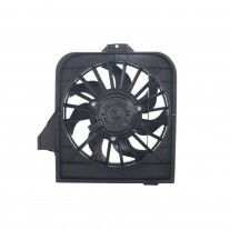 GMV radiator electroventilator Chrysler Town Country 2000 2007 Voyager 2001 2005 Motorizare 2 4i 2 5 Crd 3 3 I V6 3 8 V6 Benzina Diesel tip climatizare Automat Manual cu AC dimensiune 190W 470mm 2 pini plasticmm Aftermarket