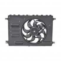 GMV radiator electroventilator Ford Kuga 2008 2013 Motorizare 2 0 Tdci 103 100 120kw 2 5 T 147kw Diesel Benzina tip climatizare dimensiune 370mmmm Aftermarket