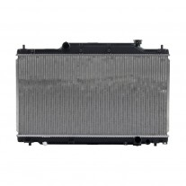 Radiator racire Honda Civic Hatchback, 02.2001-08.2005 Model Type R, Motorizare 2.0 147kw Benzina, tip climatizare Manual, Cu/fara AC, tip Denso, diametru intrare/iesire 32/32mm, dimensiune 658x350x26mm, Cu lipire fagure prin brazare, Aftermarket