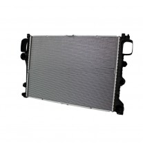 Radiator racire Mercedes Clasa Cl C216 2006 2014 Tip Cl500 550 Blueefficiency 4 7 V8 T 320kw Cl63 Amg 5 5 V8 T 400kw Cl63 Amg Performance Package 5 5 V8 T 420kw Benzina tip climatizare Automat Cu AC cu conectori rapizi intrare iesire dimensiune 640x462x34